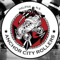 ANCHOR CITY ROLLERS logo