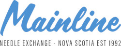 MAINLINE NEEDLE EXCHANGE logo