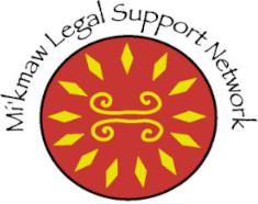 MI'KMAQ LEGAL SUPPORT NETWORK logo
