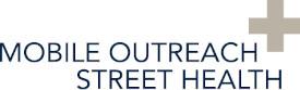 MOBILE OUTREACH STREET HEALTH (MOSH) logo