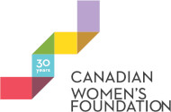 Canadian Women's Foundation logo
